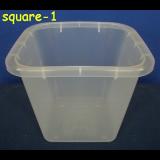 Square Bucket